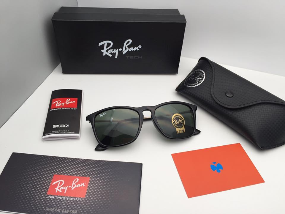 Kính cận màu Rayban Chris RB 4187